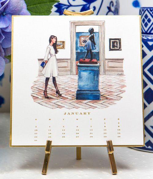 Enter to win Inslee By Design Calendar