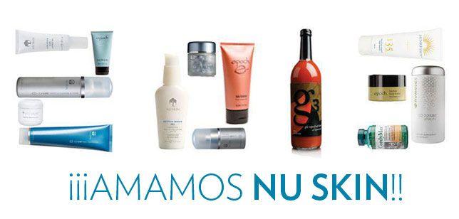 ¡Amamos Nu Skin!