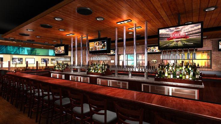Restaurant image created by R. Scott Carter using LightWave 3D software. www.lightwave3d.com