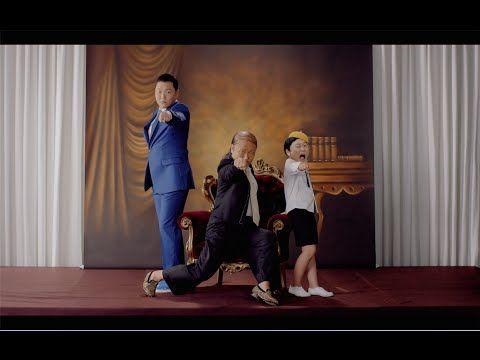 PSY - DADDY (Music Video)