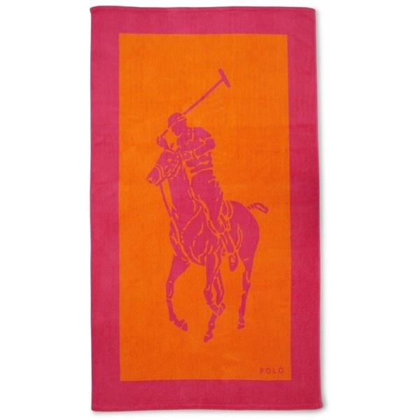 Ralph Lauren Mens Beach Towel: Ralph Lauren Polo Beach Towel