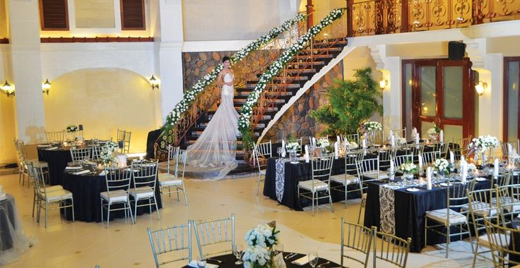 Ibarra S Party Venues Catering Services Wedding Philippines Pinterest And