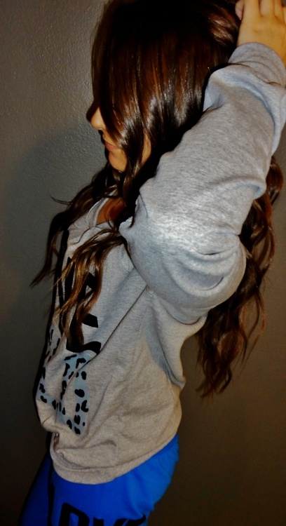 This is a beautiful brown hair color!