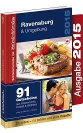 Gutscheinbuch Landkreis Ravensburg & Umgebung
