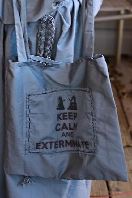 Doctor Who Bag