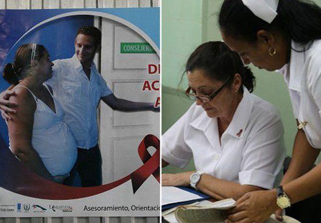 Quando uma mulher portadora de HIV engravida, ela tem até 45% de chances de transmitir o vírus para o bebê, caso não faça um tratamento antirretroviral. Mas em Cuba, esse número chegaa praticamente zero, já que por lá todas as mulheres soropositivas recebem o tratamento emunidades públicas de saúde. O país foi o primeiro do mundo a eliminar a transmissão de HIV e de sífilis de mãe para filho. Um comitê da Organização Mundial de Saúde (OMS), composto por 14 especialistas independentes…