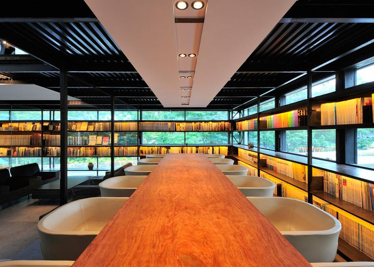 "This office in Hokkaido, Japan was described by judges as a ""magical, habitable, almost invisible structure""."