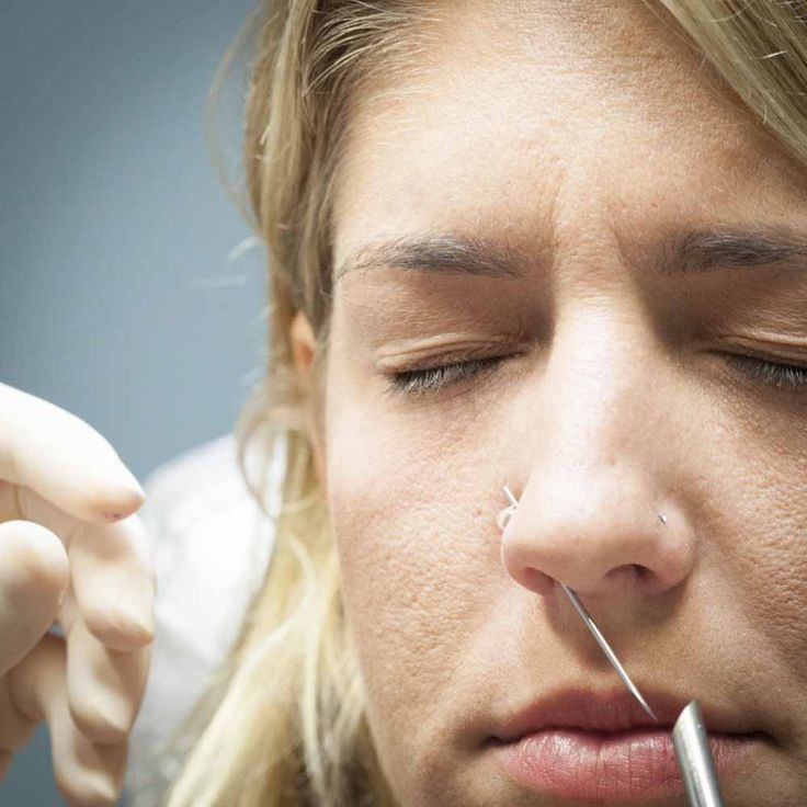 Everything you need to know about nose piercings, video included.