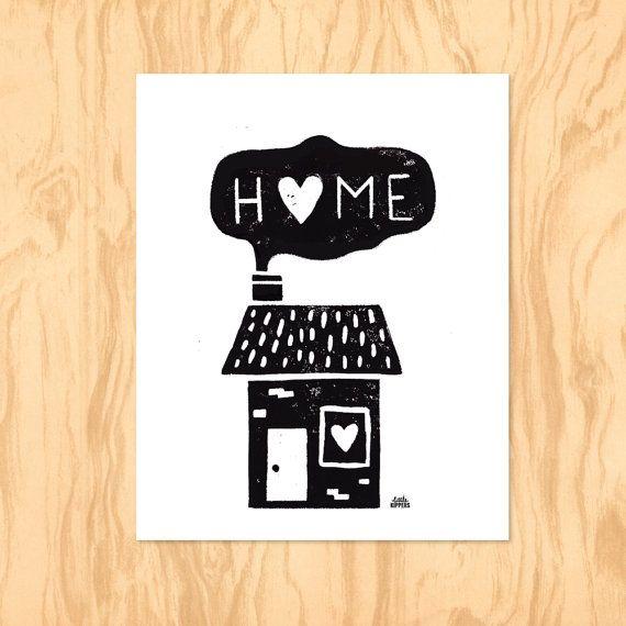 HOME : Printable Art Nursery Art Kids Wall Art by LittleKipper