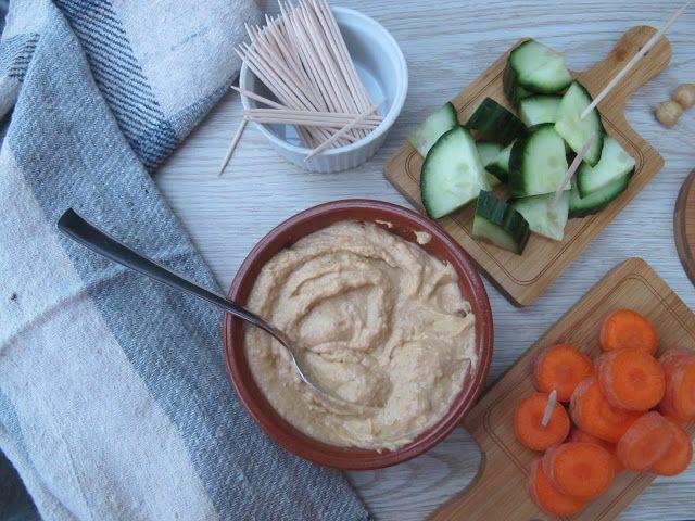 MAJA ELDERS: The Best Hummus Dip