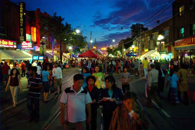 It's the world's most multicultural city. - FOR SURE!!! |40 Reasons To Move To Toronto