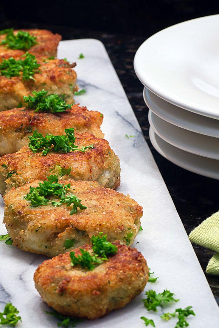 NYT Cooking: Nova Scotia Fish Cakes