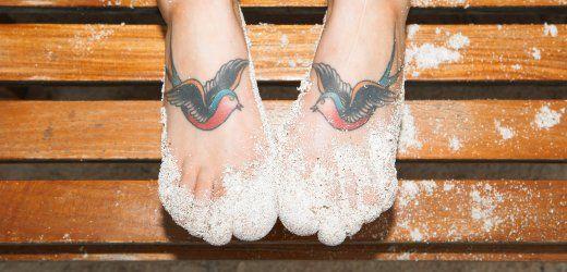 Tattoos: Klassische Motive - und ihre Bedeutung