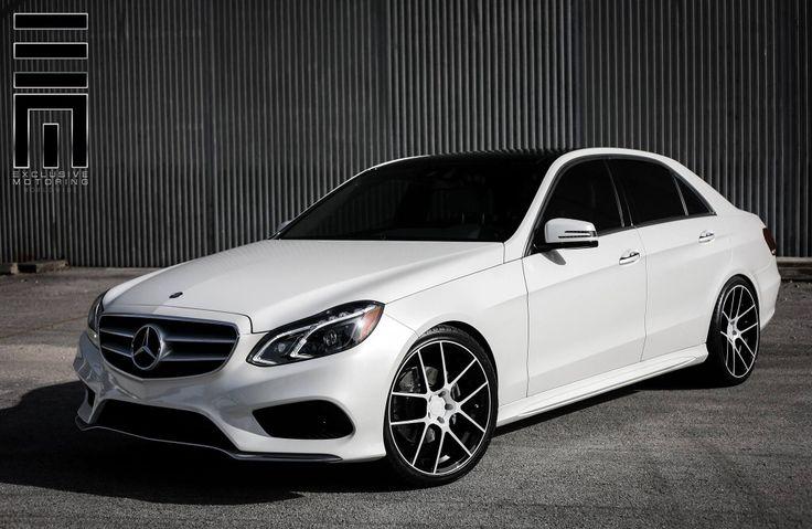 2015 White Mercedes Benz E350