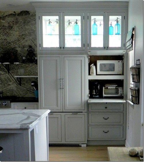 Office Kitchen Appliances ~ Best kitchen office nook images on pinterest
