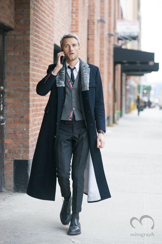 Mens Winter Fashion  Street Style
