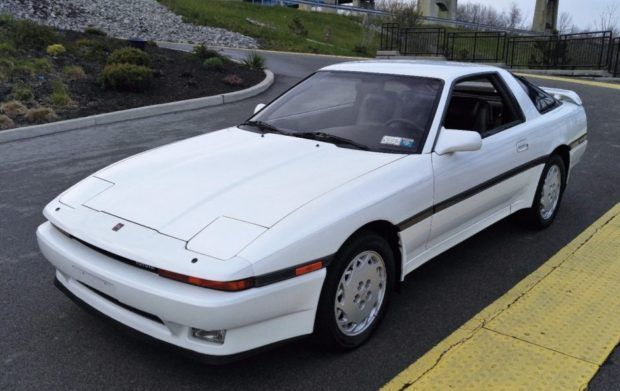 1986 Toyota Supra Turbo mk3
