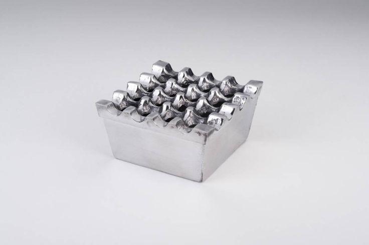 Wer kennt sie nicht - die kleine Espressokanne aus Aluminium. Doch aus Aluminium lassen sich noch mehr wunderbare und nützliche Gegenstände zaubern.