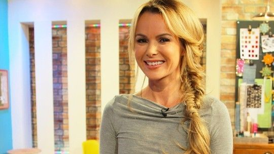 Loving Amanda Holdens fishtale on This Morning