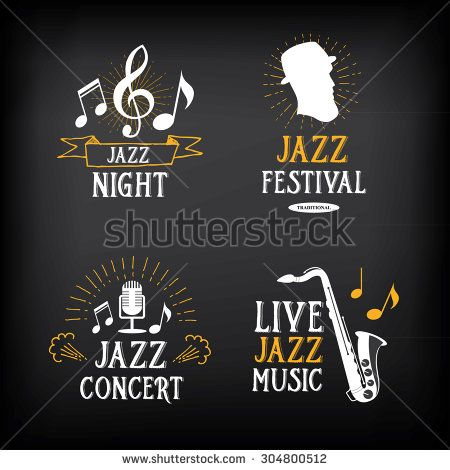 Jazz Music Stock Photos, Images, & Pictures   Shutterstock