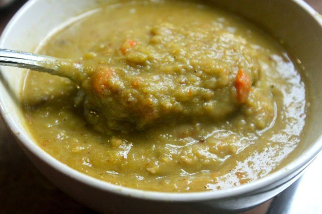 Split Pea Soup | Deliciously Easy Dinners, Dips, Soups & Sides ...