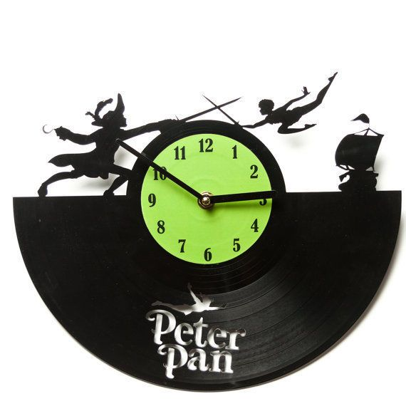 Unique Wall Decor - Peter Pan - Aesthetic Gift - Unusual Present for Children #Modern