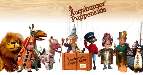 Augsburger Puppenkiste bei Kixi Kinderkino – Kinderkino