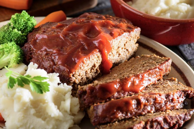 You are going to absolutely LOVE this Mama's Awesome Meatloaf recipe, made with ground beef and a sweet and tangy glaze topping. This is in my opinion the best meatloaf recipe ever and it's SO easy to make!