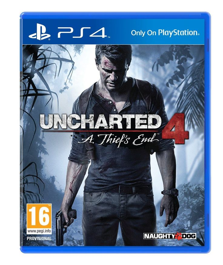 Jeux Video Priceminister, achat Uncharted 4 A Thief's End sur PS4 pas cher prix promo Priceminister 62.99 €