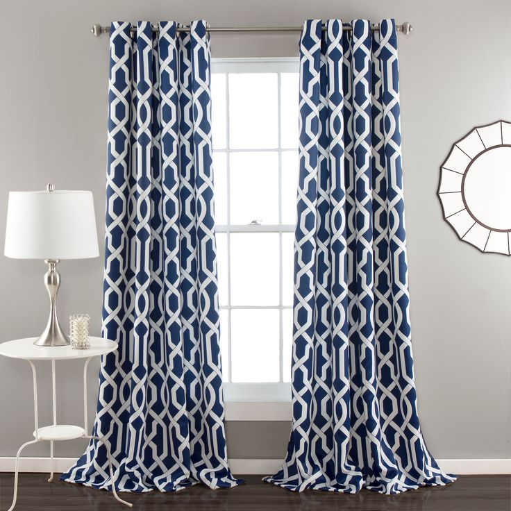 Best 25 Navy Curtains Bedroom Ideas On Pinterest Tan