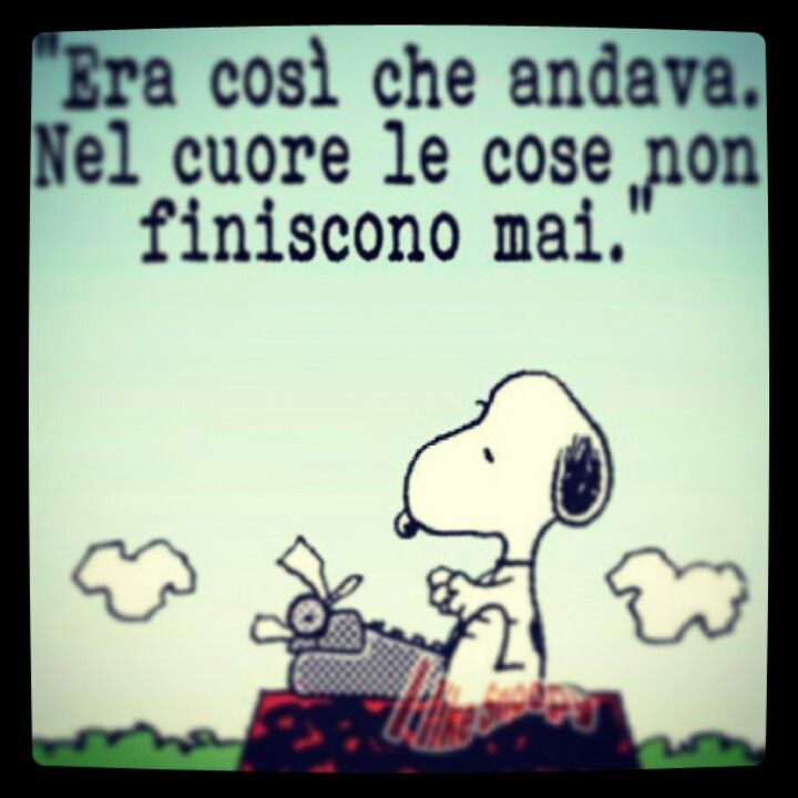Snoopy is love