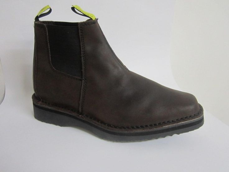 Modern boot for men