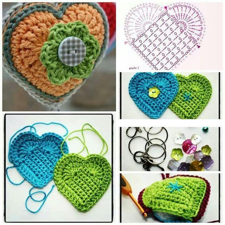 Excelente Crochet Libre Patrón De La Hoja Del Pote Adorno - Ideas de ...