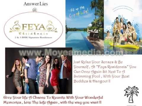 """""""Feya Residencia"""" Featuring First Time In India Villa Apartments Concept , An Epitome Of Luxury & Lifestyle !  www.pushpgangaventures.com"""
