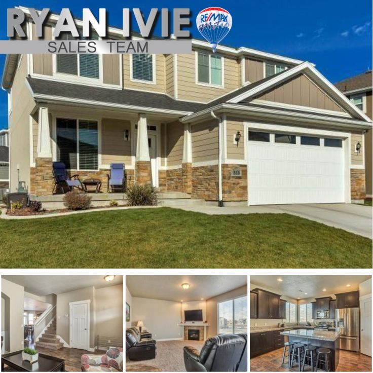 213 E Water Lane, Vineyard 5 Bedroom, 3.5 Bathrooms | 3,118 Sq Ft | $369,000 PERFECT HOME IN THE PERFECT VINEYARD LOCATION WITH OUTSTANDING VIEWS OF MT. TIMPANOGOS!! Fall in love with the open kitchen featuring granite countertops, SS appliances, walkin pantry, center island, and craftsman stagger cabinets. Upstairs features large master, walkin closets, and conveniently located laundry room. Throughout home enjoy beautiful colors of laminate, carpet, tile flooring, 9 ft ceilings and a…