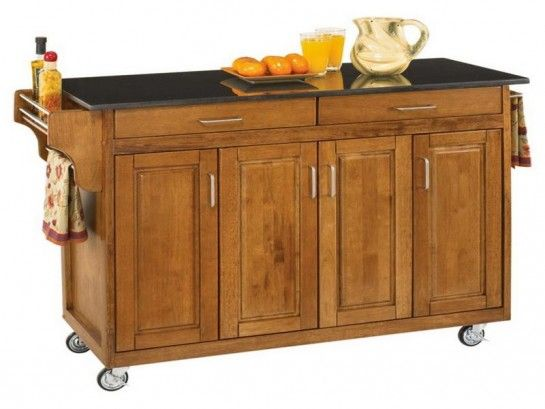 1000 Images About Mobile Kitchen Island On Pinterest Kitchen Island Cart Portable Kitchen