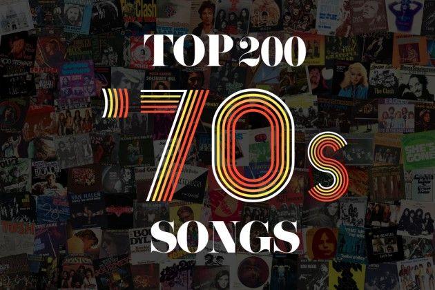 Top 200 '70s Songs