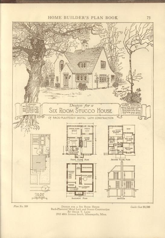229 best 1890 1960 tudor revival images on pinterest for Tudor revival house plans