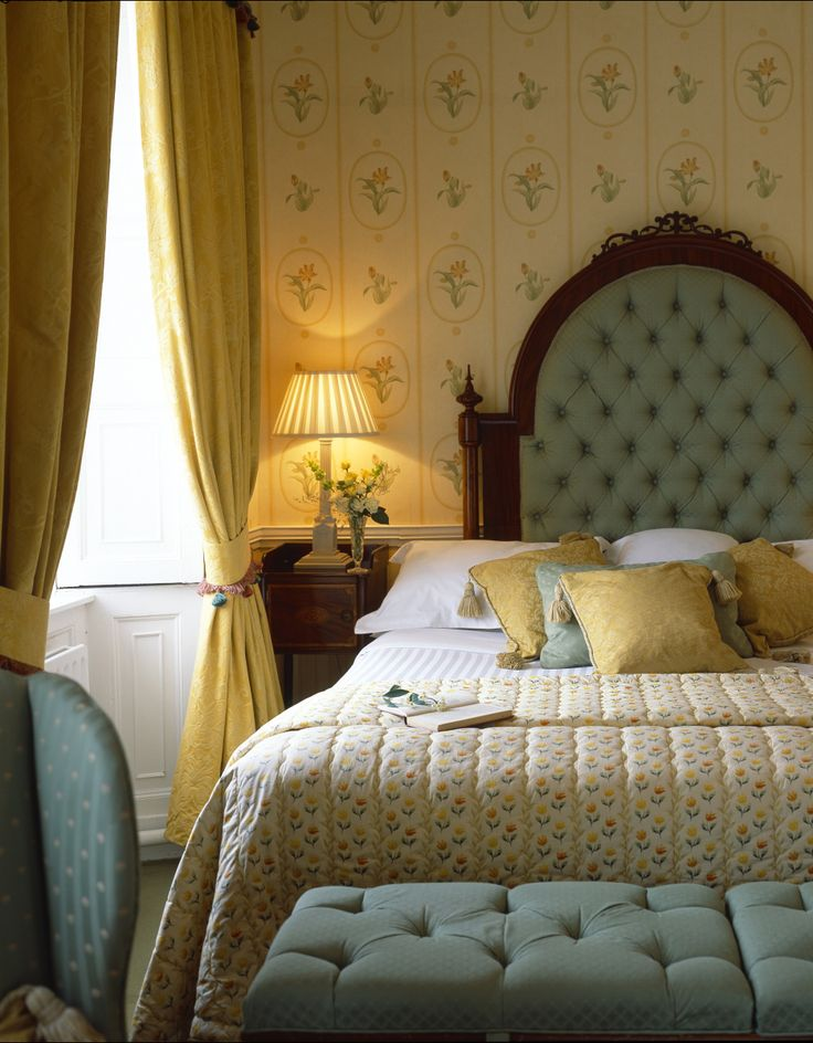 Queen Bedroom at Longueville House