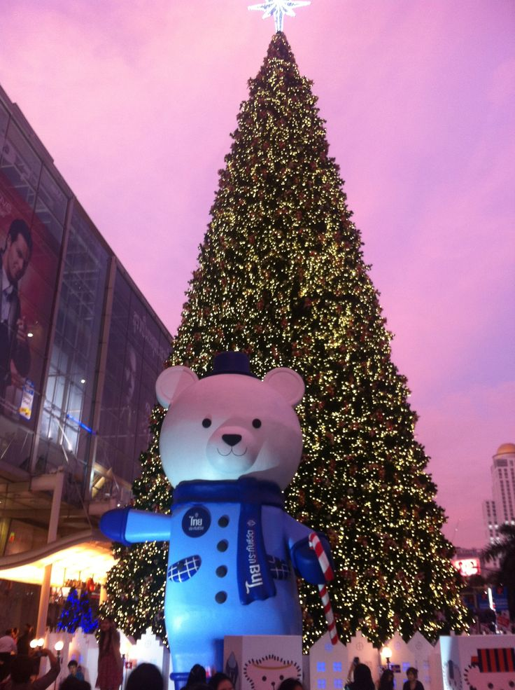 Christmas in Bangkok, Thailand