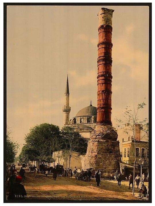 Çemberlitaş İstanbul Türkiye
