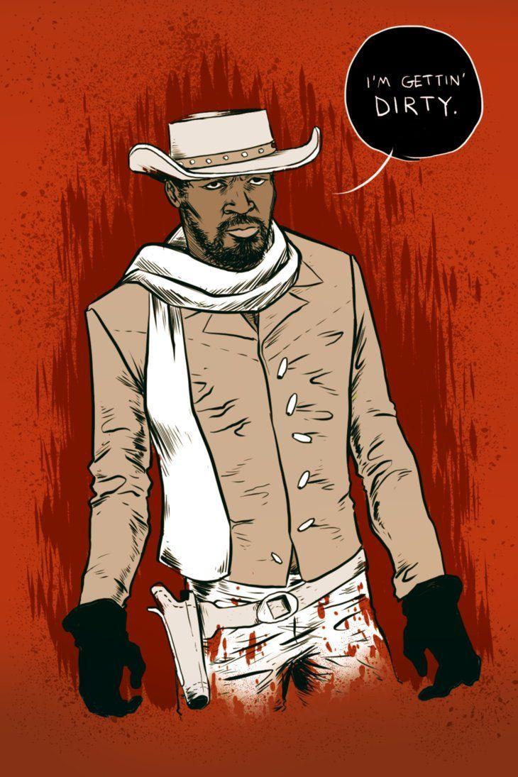 Django Unchained (by strayheadache)