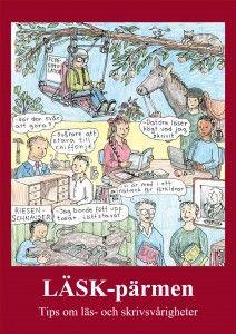 LÄSK står för läs-och skrivsvårigheter.LÄSK-pärmenvänder sigi första hand till föräldrar med barn i grundskolanoch ger tips förundervisning och läxläsning. Pärmen …