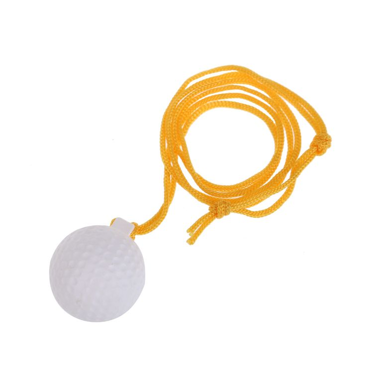 New High Quality Professional Golf Training Swing Ball Trainers Solid Ball Golf Swinger Practice with String Accessories Tool HS