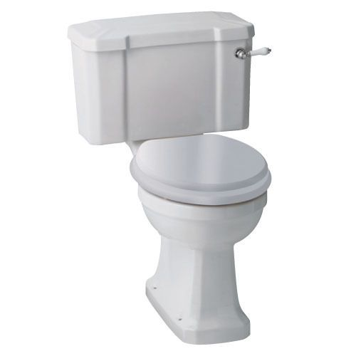 Savoy close coupled WC exc seat
