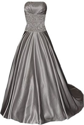 1000 images about 25th wedding anniversary on pinterest for Silver wedding dresses 25th anniversary