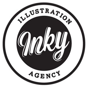19 best illustration agents licensing images on pinterest for Bright illustration agency