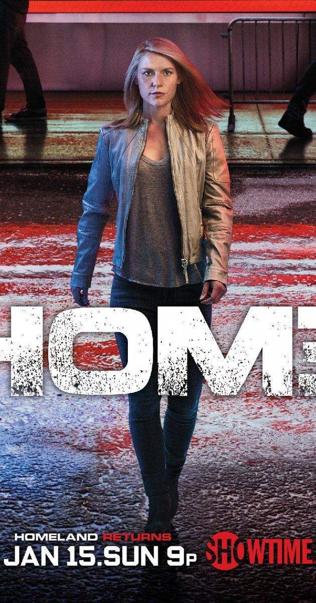 Created by Alex Gansa, Howard Gordon.  With Claire Danes, Mandy Patinkin, Rupert Friend, F. Murray Abraham. A bipolar CIA operative becomes convinced a prisoner of war has been turned by al-Qaeda and is planning to carry out a terrorist attack on American soil.