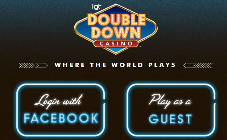 Double Down Casino $$ FREE Facebook Casino Games!