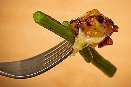 Würzige Kartoffel-grüne Bohnen Pfanne (Rezept mit Bild)